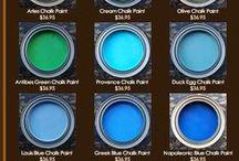 Annie Sloan színek