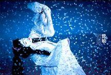 Kabuki / Classical Japanese dance-drama.