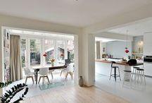 Vloeren / Vloeren in projecten van BNLA architecten