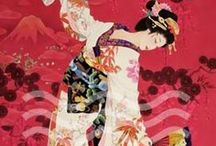 Haruyo Morita Art / Art by Morita Haruyo.