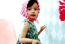 Clothes for little ones / Beautiful and fun children's clothes. / by londonnyparis