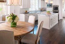 Kitchen diner ideas / Classic modern kitchens