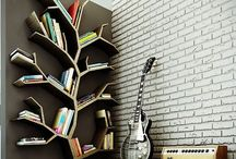 Quirky shelving / Storage
