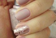Unhas / Ideias de nail art e esmaltes para o dia a dia