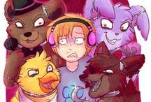 ♣ Five Nights At Freddy's ♣