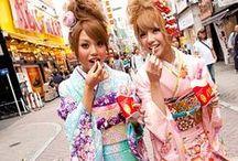 Harajuku Fashion / Japanese fashion