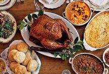 Thanksgiving / Recipes and Decorating Ideas