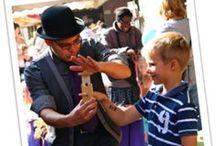 Goochelaar Charly Crama / Goochelaar Charly verzorgt magisch entertainment voor kinderen en volwassenen.  Kijk voor meer informatie op: http://www.dereizendegoochelaar.nl