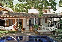 casas brasileiras / maisons brésiliens
