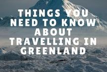 Greenland Travel Tips / Are you planning a trip to Greenland? Or researching the opportunities in Greenland? This board will provide you with great tips and advice for your dream-journey to Greenland!