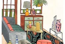 Interiors/Architectural Drawings