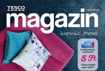 Tesco Magazin
