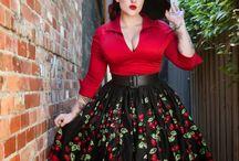 Vintage clothing - inspiration