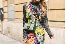 Semanas de moda / Looks da Thássina Naves durante as semanas de moda do mundo –NY, Paris, Milão e Londres