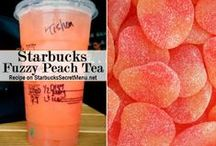 Starbucks Secret Menu Teas / Starbucks isn't all about coffee. We have Starbucks Secret Menu ideas for tea fans too! / by Starbucks Secret Menu