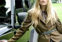 Bonjour Teaspoon- Town and Country Inspiration / Fashion for the Town and Country Set - All about riding, boating, museum going and shopping