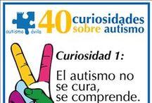 40 Curiosidades sobre Autismo - 2013 / Durante los 40 días de Cuaresma el Ciclo de Narración Oral Cuentacuarenta publica diariamente una curiosidad sobre el autismo, en colaboración con la Asociación Autismo Ávila.