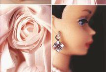 Bonjour Teaspoon Loves Barbie / Inspiring Barbies and Tonner Dolls