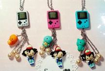 polymer clay charms / by gear