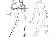 The Sewing Room loves Fashion Illustration / Illustration instructionals