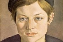 Lucian Freud / World / by Claudia Hernández - paintings -