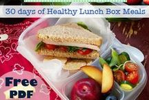 Easy lunch / Easy ideas for packed lunches