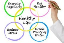 Healthy Mind, Body, Heart And Soul / by Mary Costanza