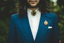 Men's wedding suit's