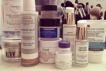 Products to try / Things one must do or try on the body  / by Sam Iam
