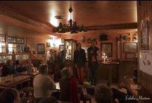 Café con Cuentos - 2014 / Las sesiones de Café con Cuentos se celebran los domingos a las 18.30h, en el resturante Soul Kitchen y en la cafetería Irish Pub, en domingos alternos
