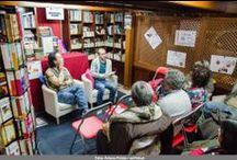 Hablamos de libros - Librería Letras - 2014 / Los viernes por la tarde la cita con Cuentacuarenta es en la Librería Letras, donde los narradores podrán presentar sus libros favoritos o que más les han marcado