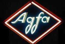 Agfa Munchen / Producten van Agfa