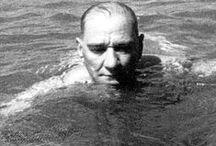 """Atatürk / """"Manda ve himaye kabul edilemez!"""" / by Yusuf B. TIMBIR"""