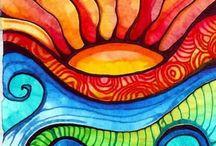 Sun, light, happiness/太陽、光、喜び