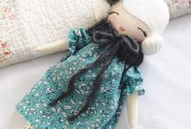 The Sewing Room- Doll of my heart / Ideas for doll making class