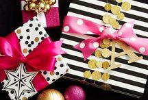 Jennifer loves to Wrap it up! / gift wrap ideas