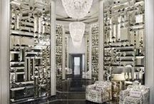 DREAM Lighting / Dream #lighting that makes your #beautyroom decor a magical sanctuary.