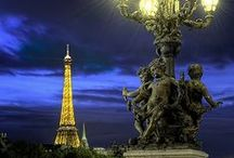 From Paris, With Love / The Love of #Paris is sheer inspiration for the ultimate in #makeup, fashion and #beauty.