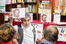 """Hablamos de libros - 2015 / """"Hablamos de libros"""" en Librería Letras - Todos los viernes a las 18h - Cuentacuarenta 2015"""