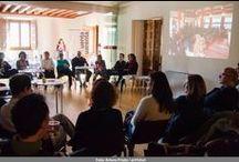 """Cuentalabs - 2015 / Los sábados 7 y 21 de marzo Cuentalabs en el Colegio de Arquitectos: """"Mito. Rito. Juego""""  y """"Los rituales de la memoria""""."""