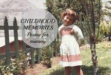 AMWF - Childhood Memories / Memories from my childhood