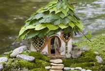 Emma loves a secret garden / Little Faeries everywhere