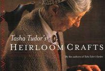 The Sewing Room loves Tasha Tudor / Style inspired by Tasha Tudor and crazy corgies