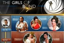 GIRL, BOND GIRL! / The Girls Of Bond, #JamesBond are timeless beauties, who go by the name of #BondGirl.