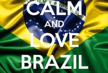 BRAZIL, My Love / A Celebration of the LOVE of #BRAZIL, #Rio and #SaoPaulo, the Beautiful. The #beauty of Brazil.