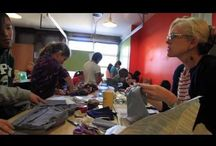 Sewing Camp Power / Images from Sewing Camps we produce, for Kids and Teens