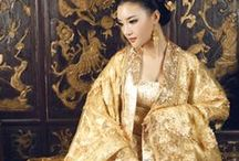 CHINA Beauty / The beautiful women of #China from dynasty to dynasty to now.   A Collection of the #Fashion of China.