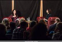 """Conferencia inaugural 2016 / Conferencia inaugural """"Del pensamiento al corazón"""" con Elisa Martín Ortega, Doctora en Humanidades, escritora, profesora e investigadora. 19 de febrero de 2016"""