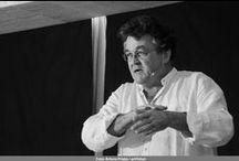 "Marc Buléon - Ciclo 2016 - Sesión Especial Autismo / Marc Buléon con ""La geometría de los silencios"". Sesión especial Autismo en el Casino Abulense - Viernes 4 de marzo de 2016"