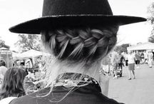 Emma - The girl in the brown skirt / Boho Coachella Inspiration for Teens